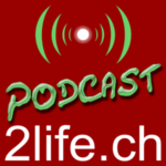 Logo 2life Podcast